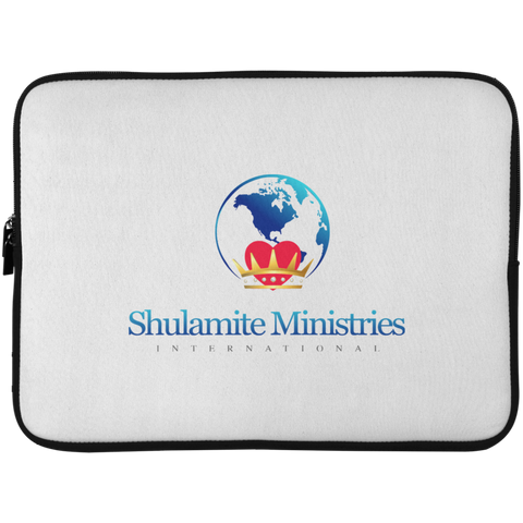 Shulamite Laptop Sleeve - 15 Inch Laptop Sleeves- Warrior Design Co. | Quality Affordable Branding Solutions