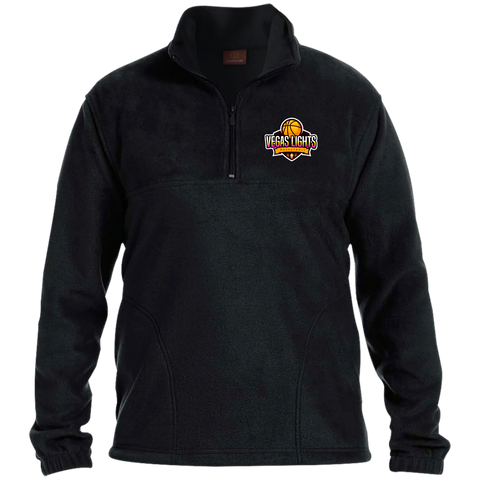 Vegas Lights Fleece Pullover Jackets- Warrior Design Co. | Quality Affordable Branding Solutions