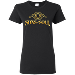 Sons of Soul Women's T-Shirt T-Shirts- Warrior Design Co. | Quality Affordable Branding Solutions