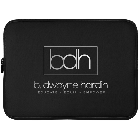 BDH Laptop Sleeve - 15 Inch Laptop Sleeves- Warrior Design Co. | Quality Affordable Branding Solutions