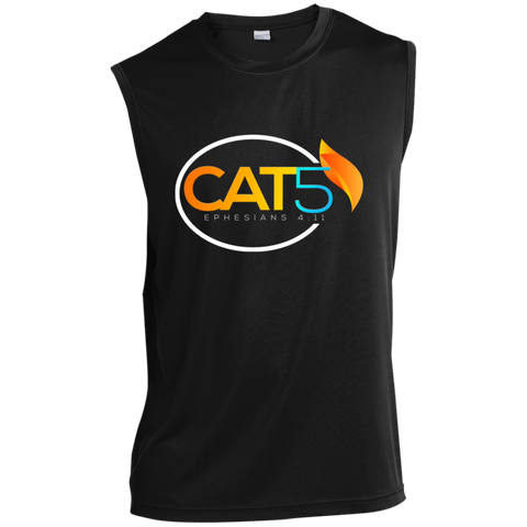 Cat 5 Performance T-Shirt T-Shirts- Warrior Design Co. | Quality Affordable Branding Solutions