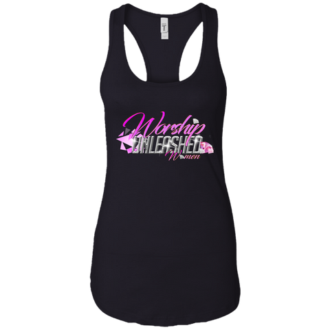Worship Unleashed (w) Women's Tank T-Shirts- Warrior Design Co. | Quality Affordable Branding Solutions