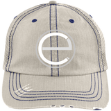 ChrisEricka Distressed Cap Hats- Warrior Design Co. | Quality Affordable Branding Solutions