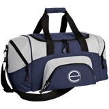ChrisEricka Colorblock Sport Duffel Bag Bags- Warrior Design Co. | Quality Affordable Branding Solutions