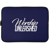 Worship Unleashed Laptop Sleeve - 15 Inch Laptop Sleeves- Warrior Design Co. | Quality Affordable Branding Solutions