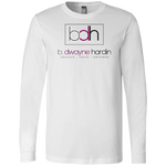 BDH Men's LS T-Shirt T-Shirts- Warrior Design Co. | Quality Affordable Branding Solutions