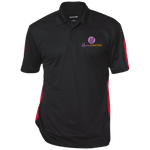 Moore Marketing Three-Button Polo Polo Shirts- Warrior Design Co. | Quality Affordable Branding Solutions