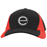 ChrisEricka Colorblock Hat Hats- Warrior Design Co. | Quality Affordable Branding Solutions