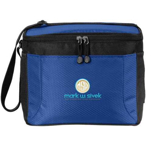 Mark Sivek 12-Pack Cooler Bags- Warrior Design Co. | Quality Affordable Branding Solutions