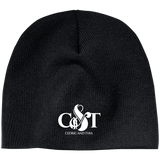 Cedric & Tyra Beanie Hats- Warrior Design Co. | Quality Affordable Branding Solutions