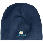 Mark Sivek Acrylic Beanie Hats- Warrior Design Co. | Quality Affordable Branding Solutions