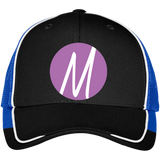 Moore Marketing Icon Mesh Back Cap Hats- Warrior Design Co. | Quality Affordable Branding Solutions