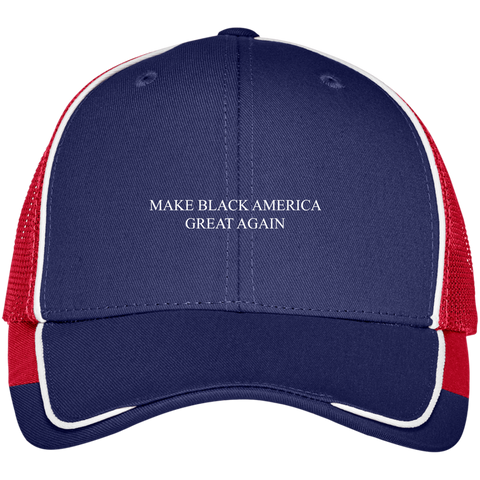 MBAGA Mesh Back Cap Hats- Warrior Design Co. | Quality Affordable Branding Solutions