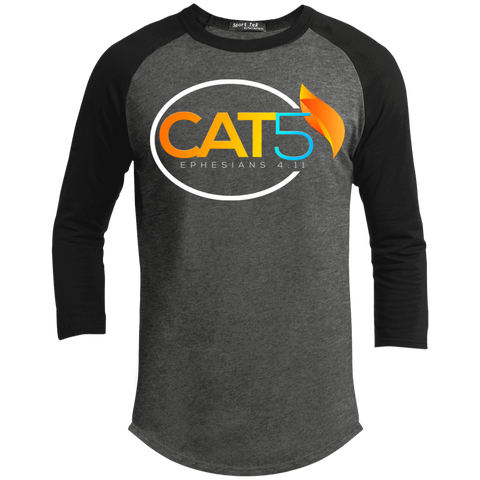 Cat 5 Sporty T-Shirt T-Shirts- Warrior Design Co. | Quality Affordable Branding Solutions