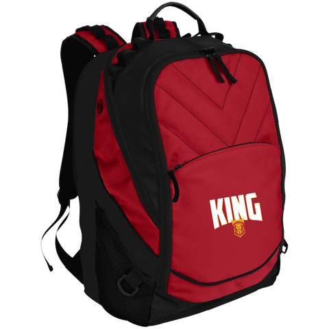 King Computer Backpack Bags- Warrior Design Co. | Quality Affordable Branding Solutions