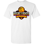 Vegas Lights T-Shirt T-Shirts- Warrior Design Co. | Quality Affordable Branding Solutions
