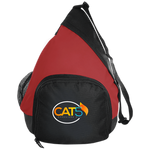 Cat 5 Active Sling Pack Bags- Warrior Design Co. | Quality Affordable Branding Solutions