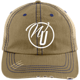 Worship Unleashed Distressed Unstructured Cap