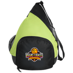 Vegas Lights Active Sling Pack Bags- Warrior Design Co. | Quality Affordable Branding Solutions