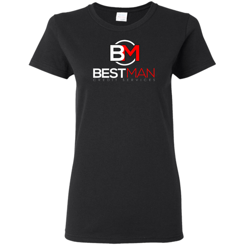 Best Man Women's T-Shirt T-Shirts- Warrior Design Co. | Quality Affordable Branding Solutions