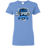 All Sports Recruiter Women's T-Shirt T-Shirts- Warrior Design Co. | Quality Affordable Branding Solutions