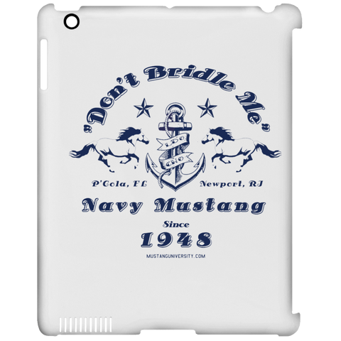 Mustang iPad Clip Case Tablet Covers- Warrior Design Co. | Quality Affordable Branding Solutions