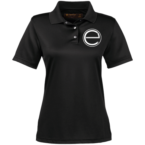 CE Women's Performance Polo Polo Shirts- Warrior Design Co. | Quality Affordable Branding Solutions