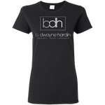 BDH Women's T-Shirt T-Shirts- Warrior Design Co. | Quality Affordable Branding Solutions