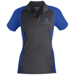 Connie Breeze Ladies' Sport-Wick Polo Polo Shirts- Warrior Design Co. | Quality Affordable Branding Solutions