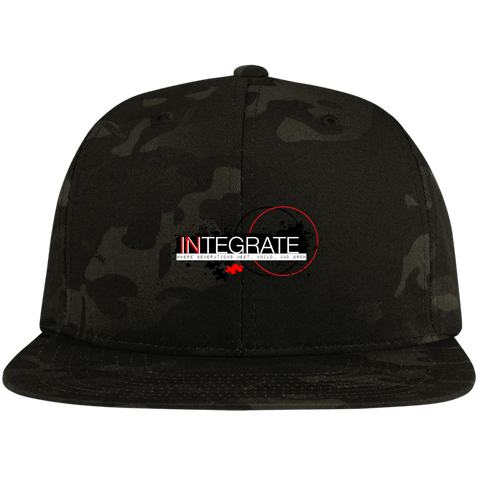 Integrate High-Profile Snapback Hat