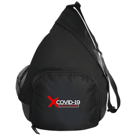 X Covid-19 Active Sling Pack Bags- Warrior Design Co. | Quality Affordable Branding Solutions