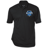 All Sports Recruiter Three-Button Polo Polo Shirts- Warrior Design Co. | Quality Affordable Branding Solutions