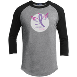 Angels of Las Vegas Sporty T-Shirt T-Shirts- Warrior Design Co. | Quality Affordable Branding Solutions