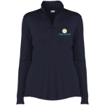 Mark Sivek Women's Competitor 1/4-Zip Pullover Sweatshirts- Warrior Design Co. | Quality Affordable Branding Solutions