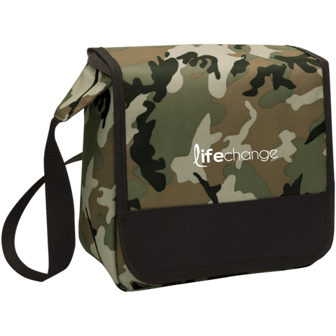Life Change Lunch Cooler Bags- Warrior Design Co. | Quality Affordable Branding Solutions