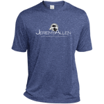 Jeremy Allen Moisture-Wicking T-Shirt T-Shirts- Warrior Design Co. | Quality Affordable Branding Solutions