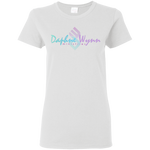 Daphne Wynn Ladies' 5.3 oz. T-Shirt T-Shirts- Warrior Design Co. | Quality Affordable Branding Solutions
