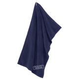 Duggan's Distillers Microfiber Golf Towel Towels- Warrior Design Co. | Quality Affordable Branding Solutions