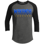 Wakanda Sporty T-Shirt T-Shirts- Warrior Design Co. | Quality Affordable Branding Solutions