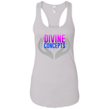 Divine Concepts Women's Tank T-Shirts- Warrior Design Co. | Quality Affordable Branding Solutions