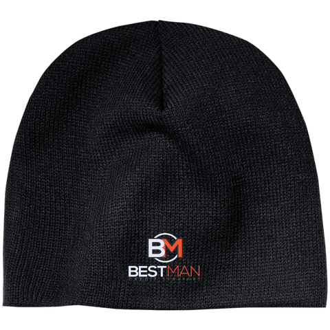 Best Man Beanie - Warrior Design Co. | Quality Affordable Branding Solutions