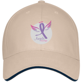 Angels of Las Vegas Visor Cap Hats- Warrior Design Co. | Quality Affordable Branding Solutions