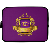 King's Salute Laptop Sleeve - 10 inch Laptop Sleeves- Warrior Design Co. | Quality Affordable Branding Solutions