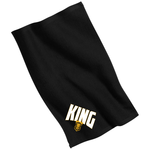 King Rally Towel Towels- Warrior Design Co. | Quality Affordable Branding Solutions