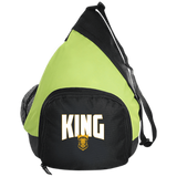 King Active Sling Pack Bags- Warrior Design Co. | Quality Affordable Branding Solutions