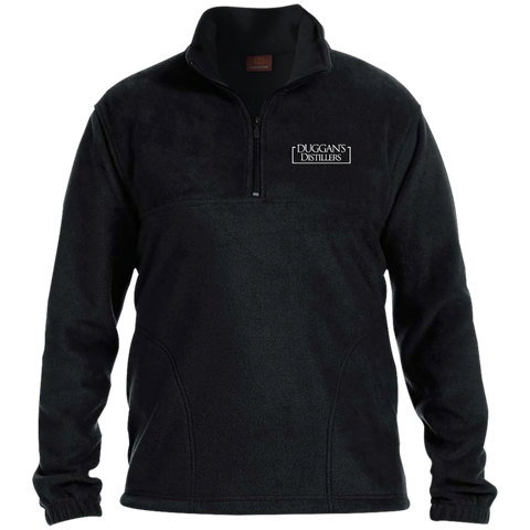 Duggan's Distillers Fleece Pullover Jackets- Warrior Design Co. | Quality Affordable Branding Solutions