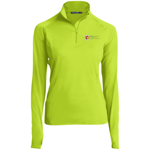 LVCVT Women's Performance Pullover - Warrior Design Co. | Quality Affordable Branding Solutions