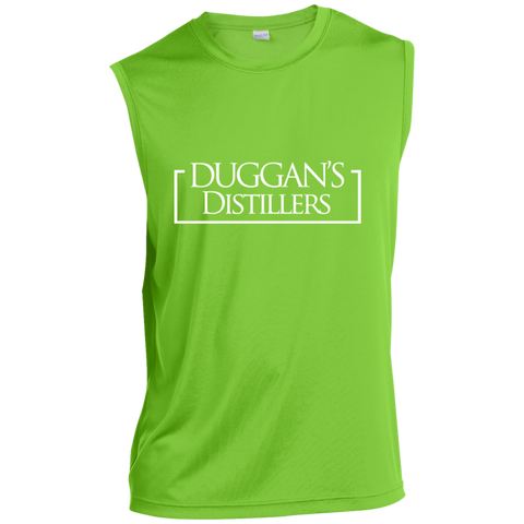 Duggan's Distillers Performance T-Shirt T-Shirts- Warrior Design Co. | Quality Affordable Branding Solutions