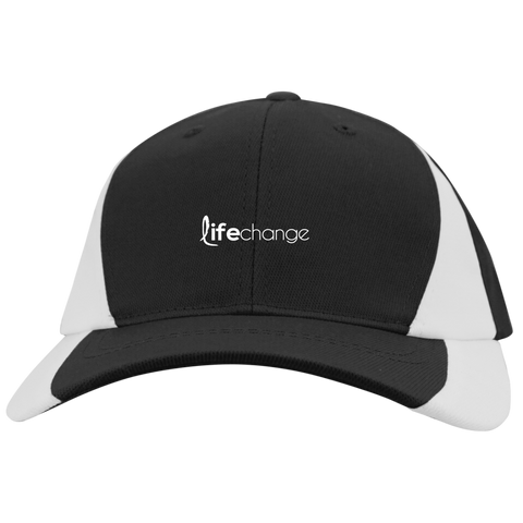 Life Change Colorblock Hat Hats- Warrior Design Co. | Quality Affordable Branding Solutions