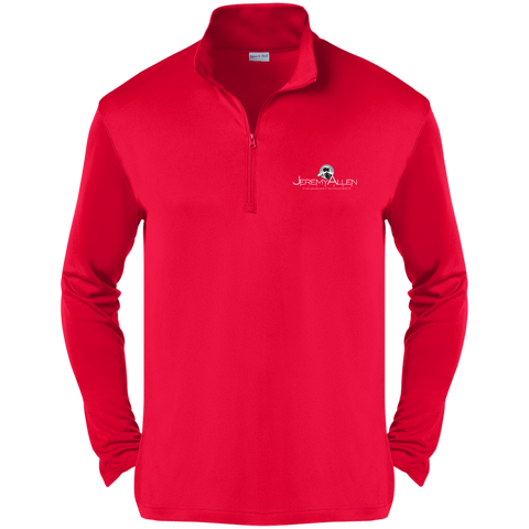 Jeremy Allen 1/4-Zip Pullover Sweatshirts- Warrior Design Co. | Quality Affordable Branding Solutions